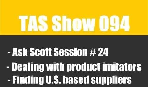 TAS094- private label, Amazon FBA