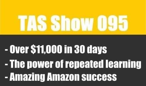 TAS095- private label, Amazon FBA