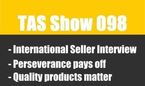 TAS098- private label, Amazon FBA