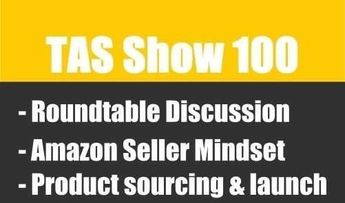 TAS100- private label, Amazon FBA