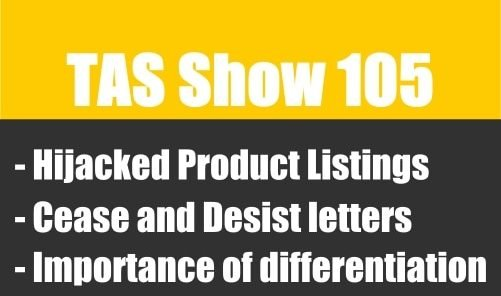 TAS105- private label, Amazon FBA