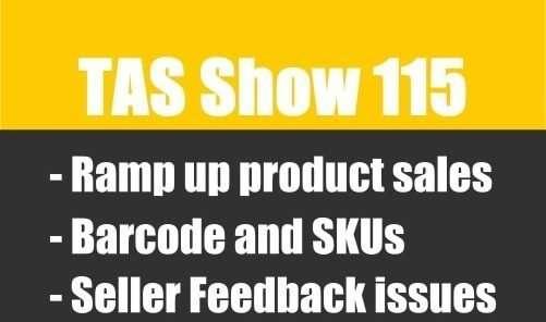 TAS115- private label, Amazon FBA