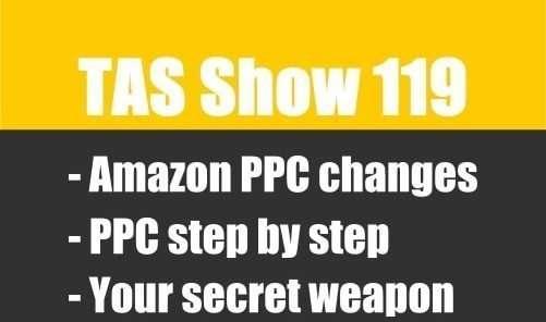 TAS119- private label, Amazon FBA