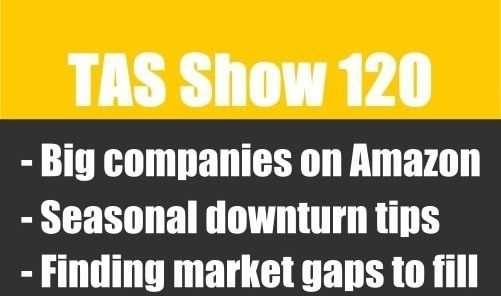 TAS120- private label, Amazon FBA