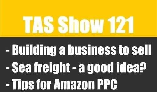 TAS121- private label, Amazon FBA