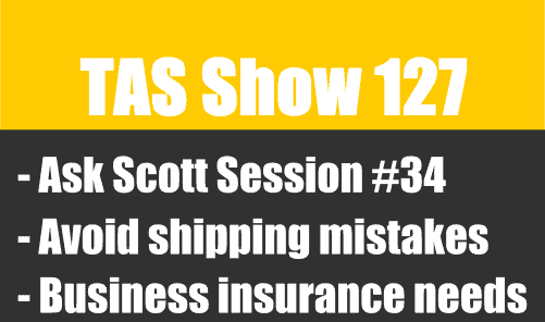 TAS127- private label, Amazon FBA