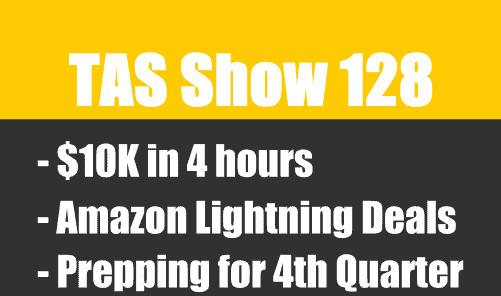 TAS128- private label, Amazon FBA