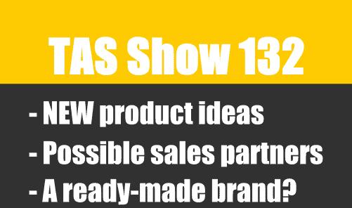 TAS132- private label, Amazon FBA