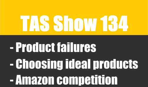 TAS134- private label, Amazon FBA