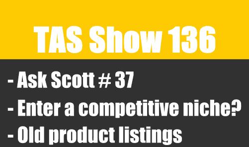 TAS136- private label, Amazon FBA
