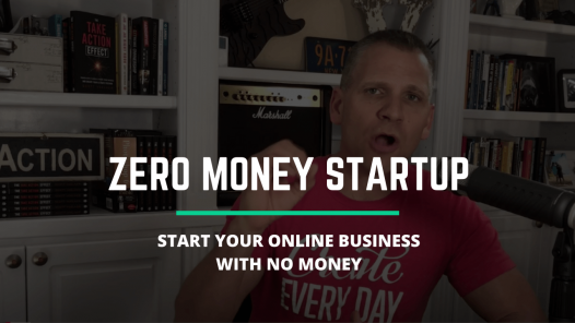 how to start an online business with zero money