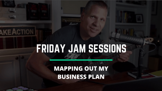EPISODE 832 mapping out my business plan