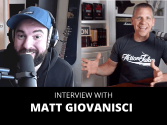 Interview with Matt Giovanisci