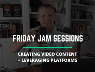 Creating Video Content and Leveraging Platforms + SIMPLIFY Process (Friday Jam Session)