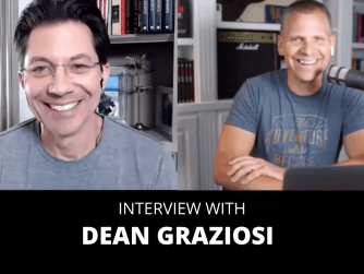 RYB846: How To Turn Failure Into SUCCESS + My Therapy Session with Dean Graziosi Interview