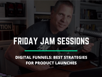 RYB 847: Best Strategies for Product Launches + Digital Funnels (Friday Jam Session)