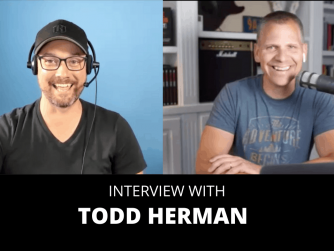 RYB 849: How To UNLOCK Your SECRET Identity To Grow Your Business and LIFE with Todd Herman