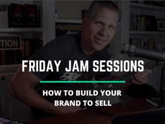 RYB 859: How To Build Your Brand To SELL IT? - Friday Jam Session