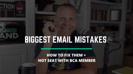 RYB860: Email Writing MISTAKES and How To Fix Them (Hot Seat with Karen)