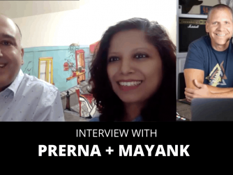 RYB 864 How Serious Health Problems Turned Into A Fulltime Business with Prerna and Mayank