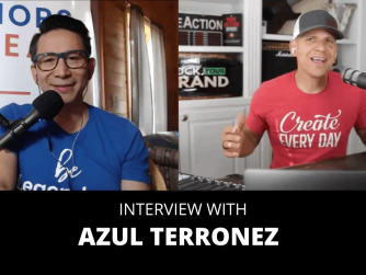 RYB 879: School Teacher Who Took A HUGE RISK & Now Successful Online Business with Azul