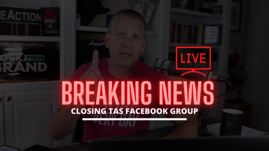 [EMERGENCY EPISODE] Shutting Down Facebook Group of 58,000 Members and Starting NEW RYB Group