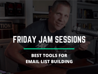 RYB895: What Are The Best Tools For Email List Building and WHY? Jam Session