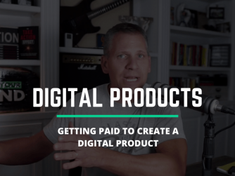 RYB 896: (Live Case Study) How To Get Paid To Create Your Digital Product
