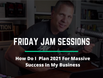 RYB 928: How Do I Plan 2021 For Massive Success In My - Jam Session