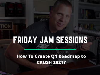 RYB 934: How To Create Q1 Roadmap to CRUSH 2021? - Jam Session