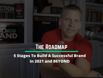 RYB 935: 5 Stages To Build A Successful Brand in 2021 and BEYOND (The Roadmap)