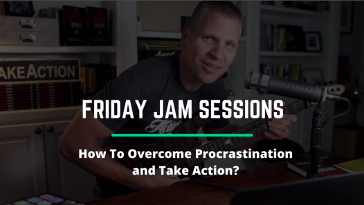 RYB 946: How To Overcome Procrastination and Take Action? - Jam Session