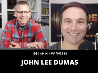 RYB 951: The Common Path To Uncommon Success and FREEDOM with John Lee Dumas