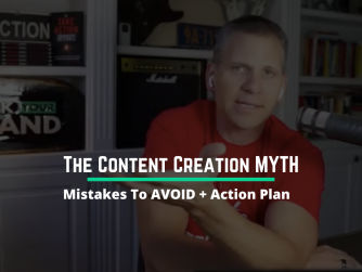 RYB 953: The Content Creation MYTH and Mistakes To AVOID + Action Plan