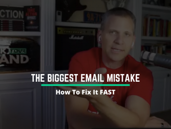 RYB 965: (BIGGEST) Email Mistake and How To Fix It FAST