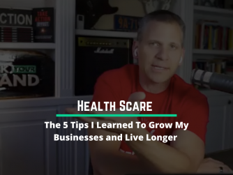 RYB 972: (Health Scare) The 5 Tips I Learned To Grow My Businesses and Live Longer