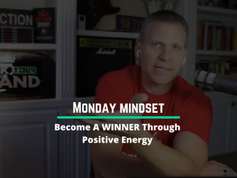 RYB983: Become A WINNER Through Positive Energy (Monday Mindset)